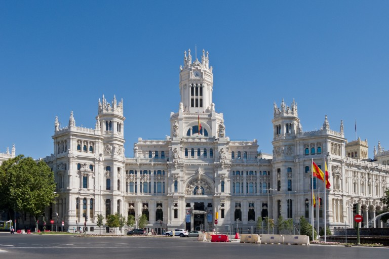 Europa desde Madrid