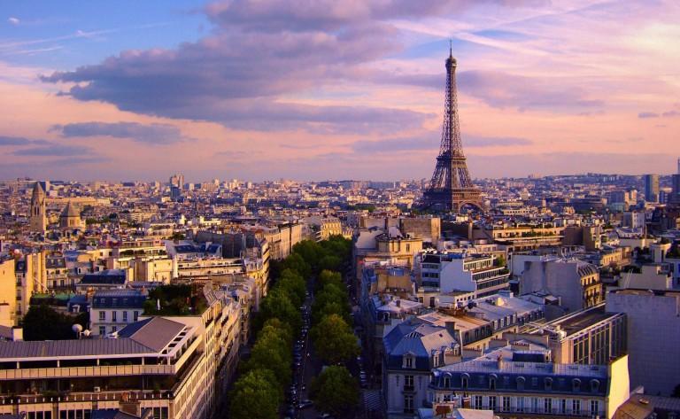 Europa desde Paris